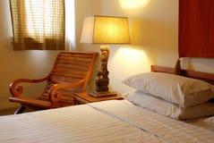 δωμάτιο ξενοδοχείου Στοκ Φωτογραφίες