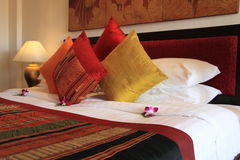 δωμάτιο ξενοδοχείου Στοκ Εικόνες