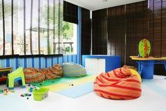 δωμάτιο παιχνιδιού Στοκ Φωτογραφίες