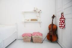 δωμάτιο παιδιών Στοκ εικόνες με δικαίωμα ελεύθερης χρήσης
