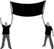 Δύο άτομα Στοκ φωτογραφίες με δικαίωμα ελεύθερης χρήσης