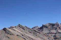 Δύσκολες κορυφές Στοκ εικόνες με δικαίωμα ελεύθερης χρήσης