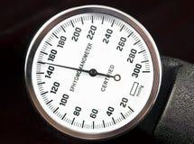 давление крови высокое Стоковые Фотографии RF