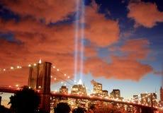 дань 2006 светов Стоковое фото RF