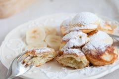 датский десерт Стоковая Фотография RF