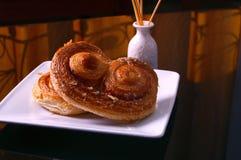 датское печенье вкусное Стоковое Изображение RF