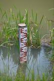 Датчик потока Стоковое Изображение RF