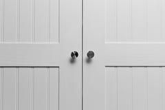 двери кухонного шкафа Стоковое Изображение RF