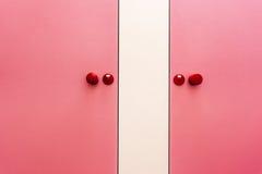 Двери туалета Стоковое Изображение RF