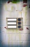Дверные звоноки Стоковое Фото