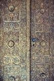 дверь времени старая Стоковое Изображение