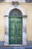 Дверь от Сицилии Стоковая Фотография RF