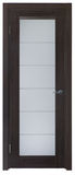 дверь сделала древесину Стоковое Изображение