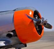 двигатель harvard 6 американцов северный Стоковые Фотографии RF
