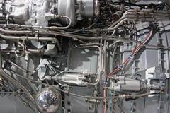 двигатель turbo двигателя Стоковое Фото