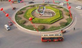 Дорога кольца Стоковая Фотография RF