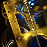движение часов Стоковые Фотографии RF