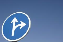движение signaling Стоковое Изображение