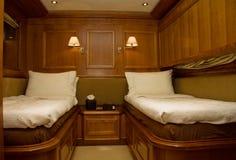 Двойная комната Стоковая Фотография