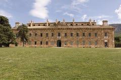 дворец бербона Стоковая Фотография RF