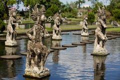 Дворец воды Стоковое Изображение