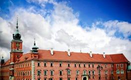 дворец королевский Стоковые Изображения RF