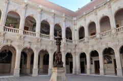 дворец Мексики правительства чихуахуа Стоковые Фотографии RF