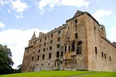 дворец Шотландия linlithgow Стоковые Фото
