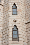 дворец astorga епископский Стоковые Изображения RF
