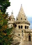 дворец budapest Стоковое Изображение
