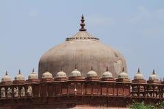 Дворец Fatehpur Sikri Джайпура в Индии Стоковая Фотография RF