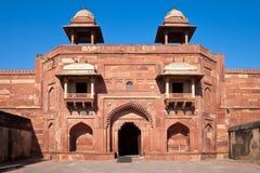 дворец jodha bai Стоковое Изображение