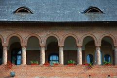дворец mogosoaia Стоковые Фото