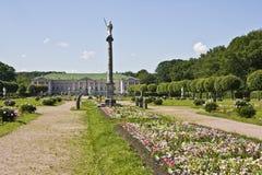 дворец moscow kuskovo Стоковое Фото