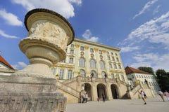 Дворец Nymphenburg Стоковая Фотография