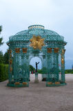 Дворец Sanssouci Стоковое Фото