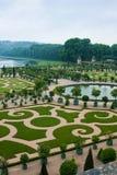 дворец versailles Франции Стоковые Фотографии RF