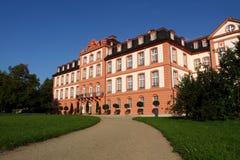 дворец wiesbaden biebrich Стоковые Изображения