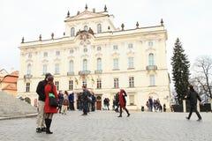 Дворца архиепископа Стоковая Фотография