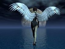 девушка ангела Стоковые Фото