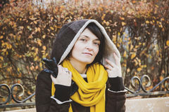 Девушка или женщина Стоковые Фото
