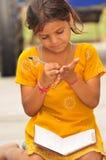 девушка образования Стоковые Фото
