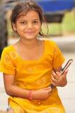 девушка образования Стоковые Изображения