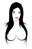 девушка сексуальная Стоковые Фотографии RF