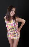 девушка шаловливая Стоковое Изображение RF