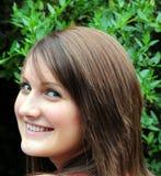 девушка довольно подростковая Стоковое фото RF