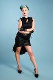 Девушка Goth Стоковое фото RF