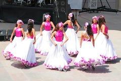 девушки венесуэльские Стоковая Фотография RF