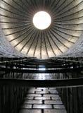 дезертированное силосохранилище Стоковые Фотографии RF