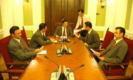 деловая встреча Стоковые Фото